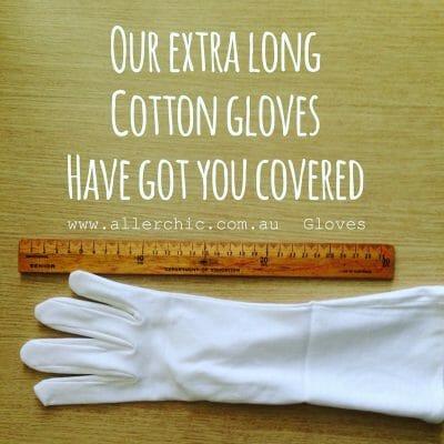 100% cotton gloves for eczema & hand dermatitis