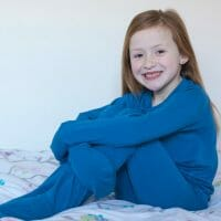 Eczemawear mitten T eczema clothing for kids