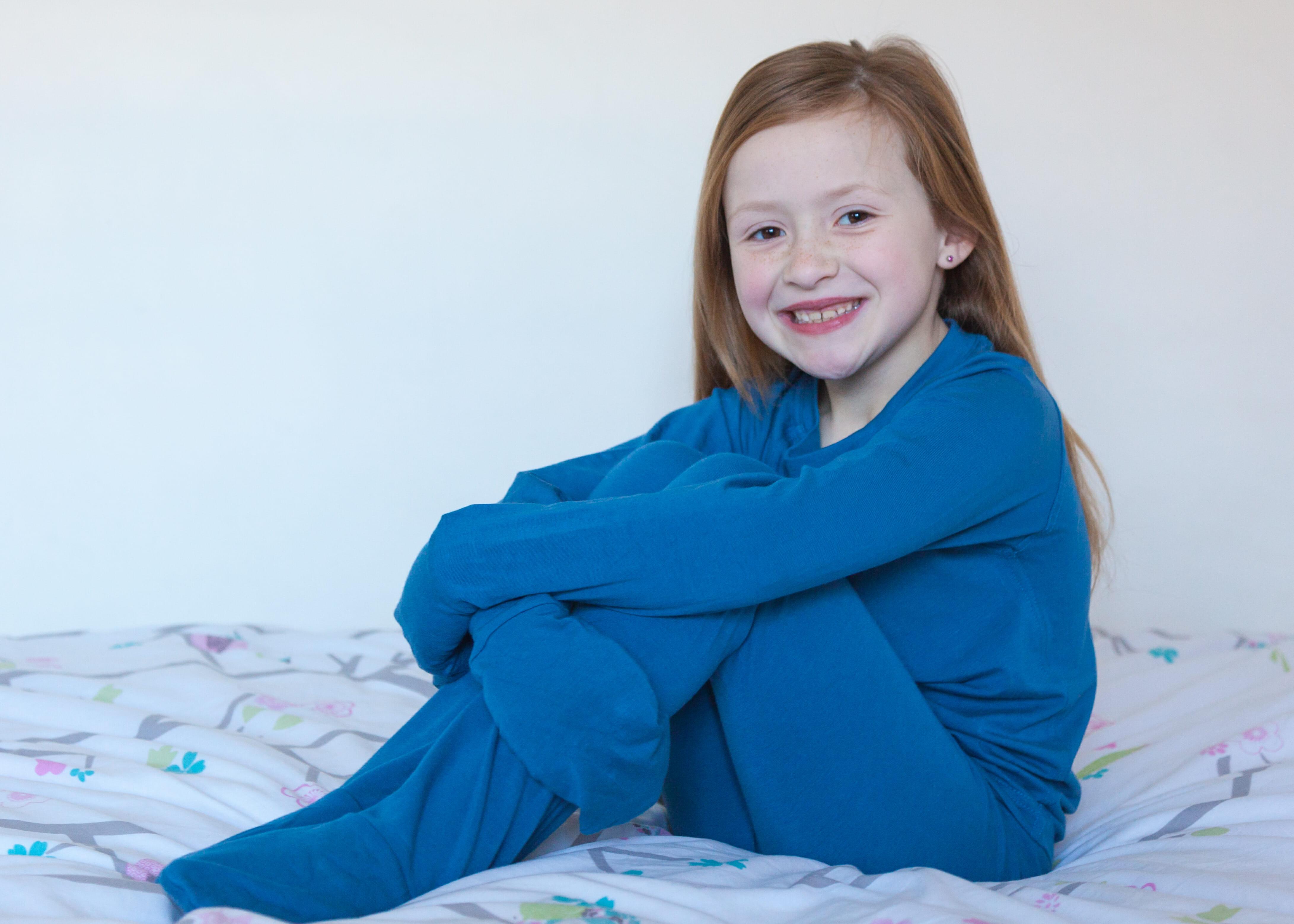 Eczemawear mitten T eczema clothing for kids