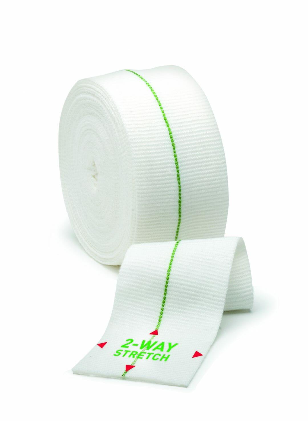 Tubifast tubular bandages for eczema