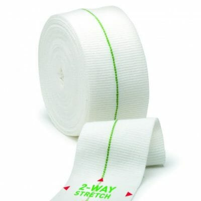 Tubifast tubular bandages for eczema