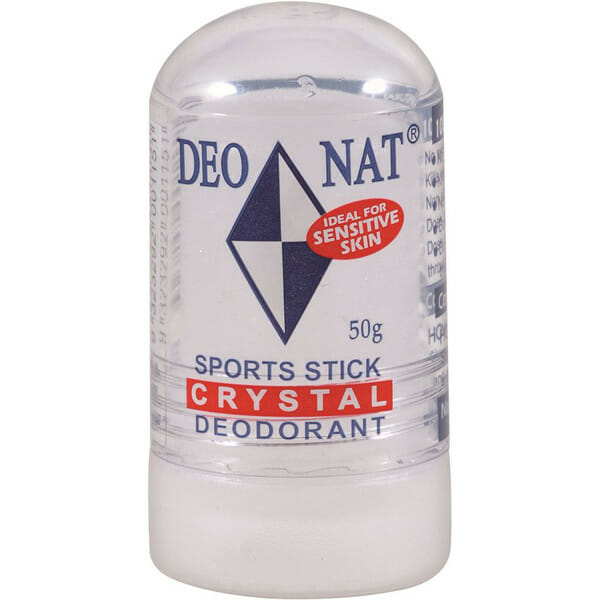 thai crystal deodorant for eczema & allergies