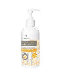 Eczema friendly bubble bath
