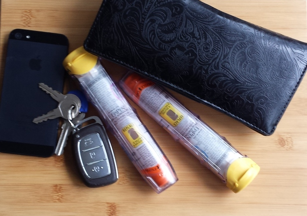 Allergy anaphylaxis dont forget epipen