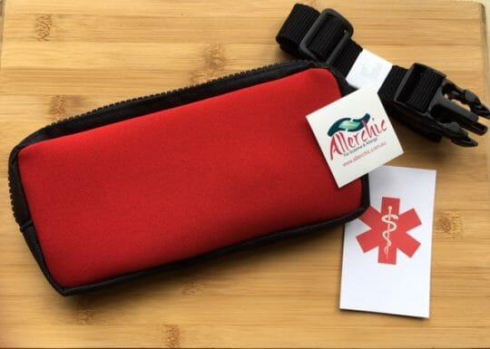 Insulated Epipen Medication Case Insulated Epipen Bag Epipen