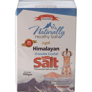 Himalayan salt for Salt inhaler
