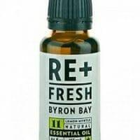 Lemon myrtle oil for molluscum contagiosum