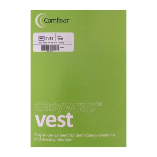 Comfifast Vest wet wraps for adults
