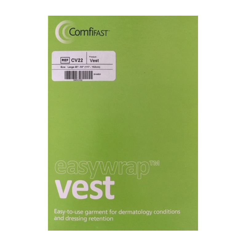 Comfifast Vest wet wraps for adults