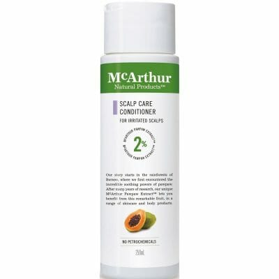 McArthur Scalp Care Conditioner for eczema