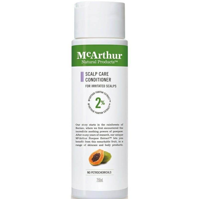 McArthur Scalp Care Conditioner for eczema