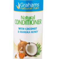 Grahams Natural sensitive skin conditioner