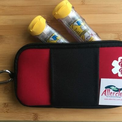 Insulated Epipen Bag